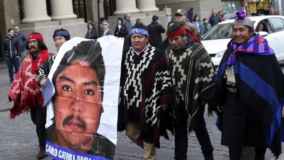 Caso Catrillanca: Fijan inicio del juicio para el 26 de noviembre