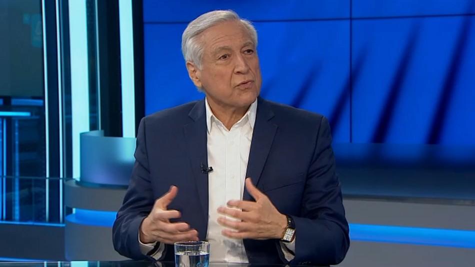 Heraldo Muñoz por rechazo de acusación a Cubillos:
