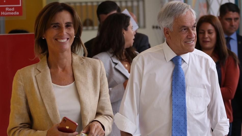 Piñera: Acusación contra Cubillos