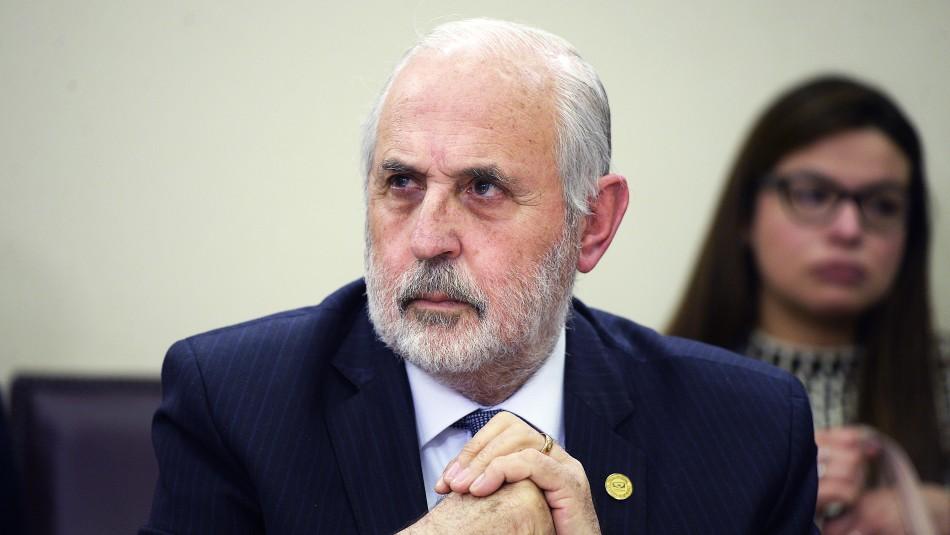 Fiscal Nacional rechaza recurso de Arias para dejar sin efecto su remoción