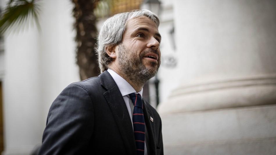 Blumel: Acusación a Cubillos fue la derrota de una minoría
