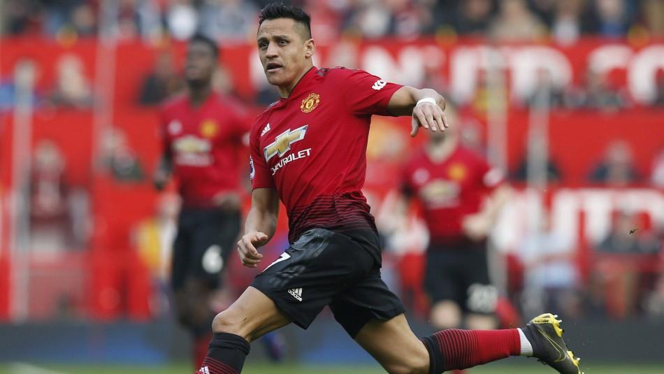 Solskjaer pidió la salida de Alexis y ocho jugadores más del Manchester