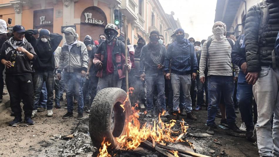 Ecuador: ¿Qué significa el estado de excepción decretado por Lenín Moreno?