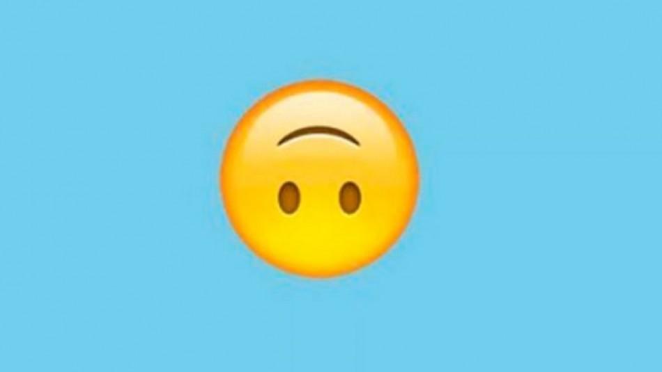 WhatsApp: Conoce lo que significa el emoji de la carita al revés