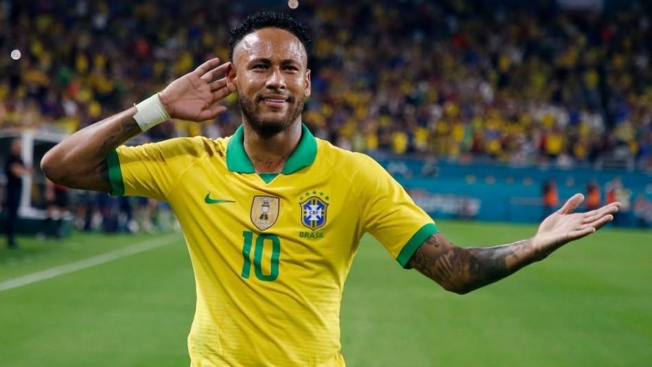 Amistoso Brasil-Senegal destaca en la agenda de amistosos sudamericanos