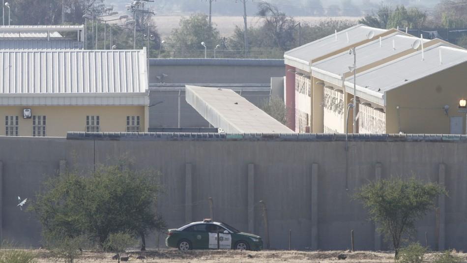 Punta Peuco: Gendarmería inicia sumario por posible error en libertades condicionales
