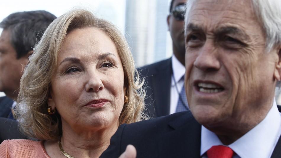 Cecilia Morel por eventual tercer período de Piñera: