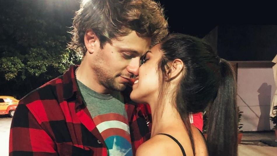 Joaquín Méndez cuenta dónde conoció a la mujer con la que aparece en romántica foto