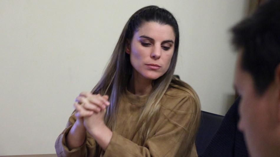 Maite Orsini tras vincular al Congreso con narcotráfico: