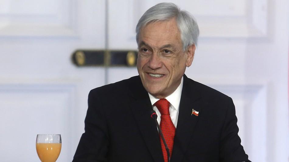 Piñera por fondos en las AFP: