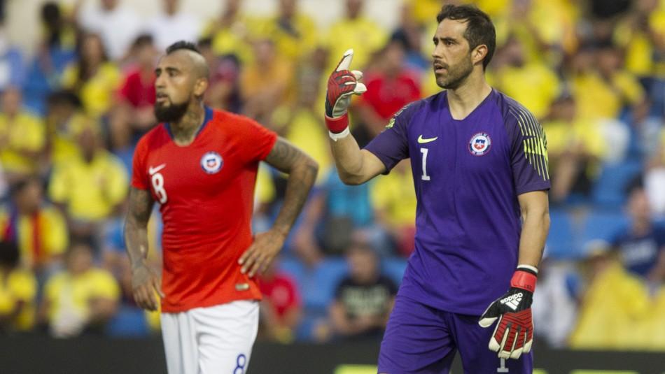 Selección Chilena busca triunfo ante Guinea.