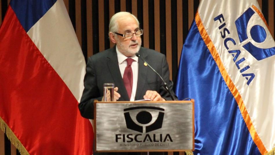 Fiscal Nacional desestima nombramiento de fiscal exclusivo por IN