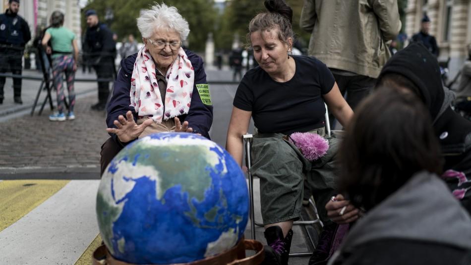 Los efectos del cambio climático en la salud psicológica de los seres humanos