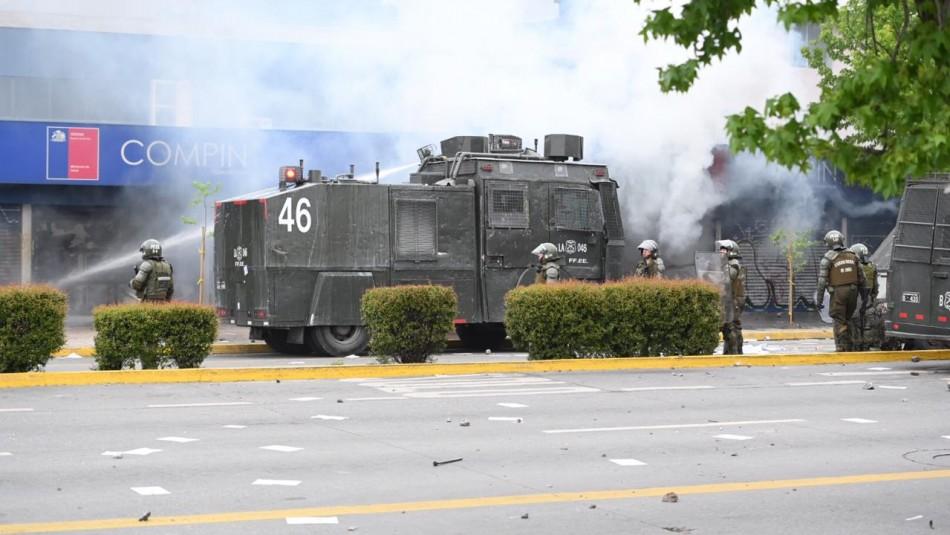Gobierno confirma toque de queda para Concepción