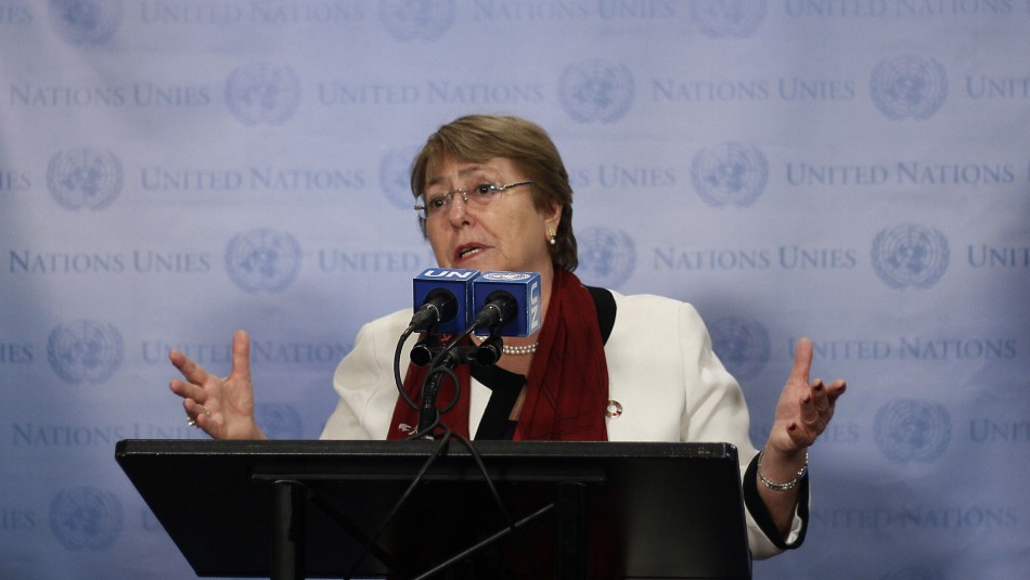 Bachelet por Chile:
