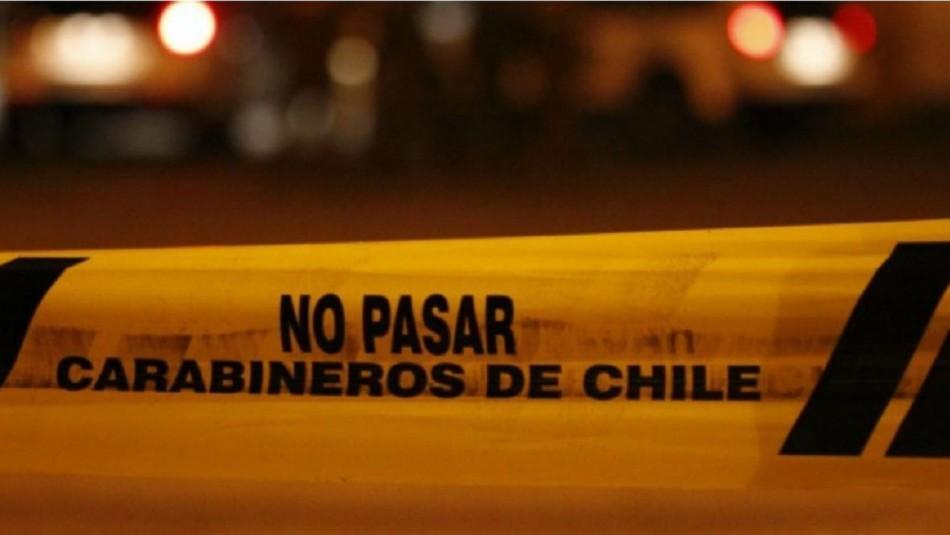 Joven fallece en Curicó luego de haber sido atacado a disparos