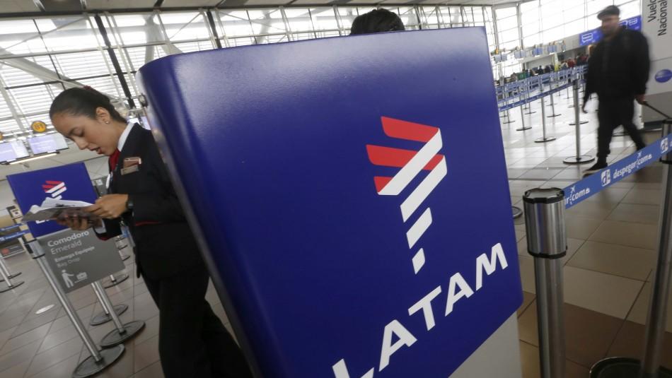 Aerolínea Latam