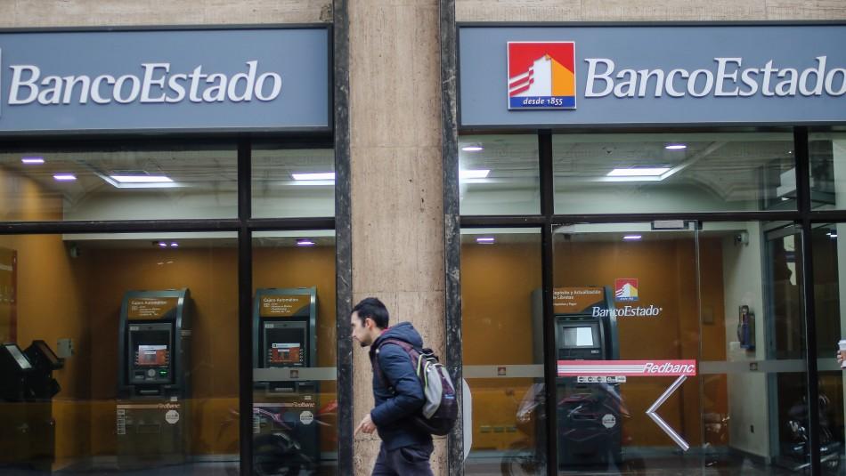 Cómo funcionarán las sucursales de Banco Estado este martes 22 de octubre