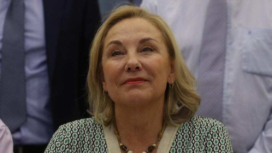 Lo que dice el audio filtrado de la primera dama de Chile Cecilia Morel
