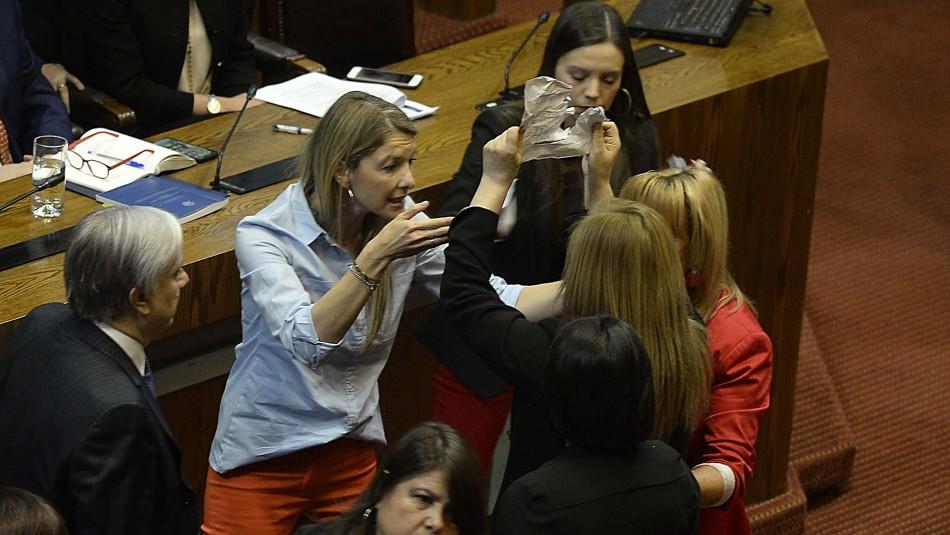 Tenso momento en el Congreso: Pamela Jiles encara a ministro Chadwick en exposición