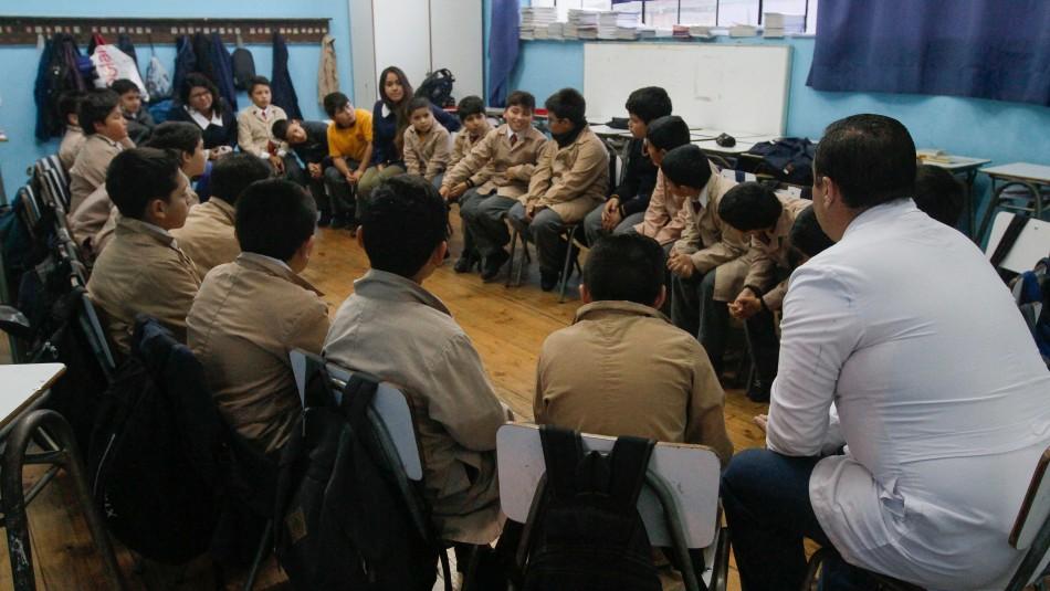 Comunas de la Región Metropolitana que suspendieron las clases para este jueves