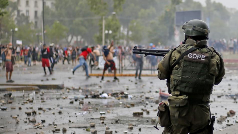 Balance del INDH: 535 personas han resultado heridas en todo el país en medio de manifestaciones