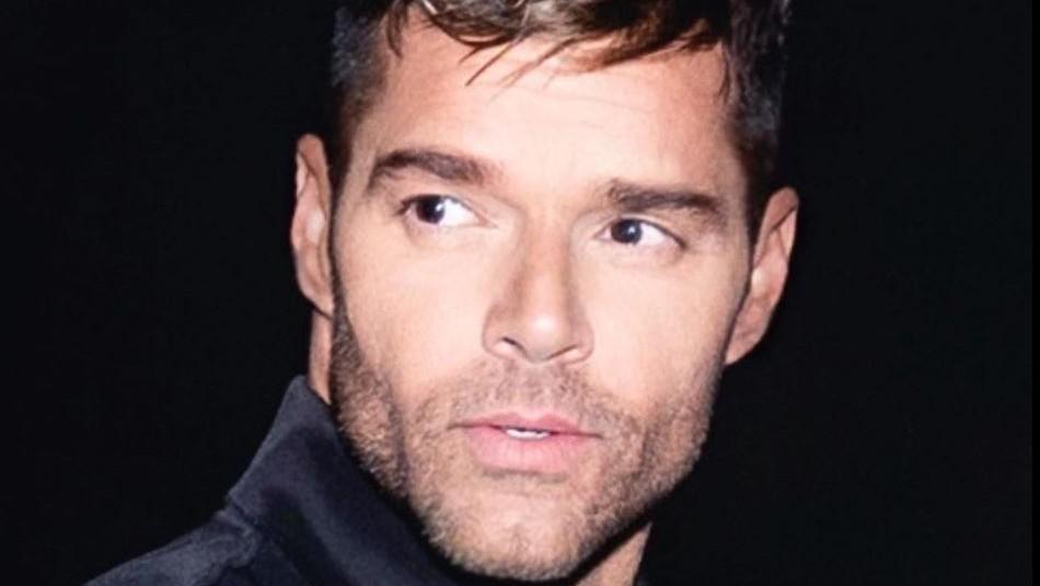 Ricky Martin a Piñera: