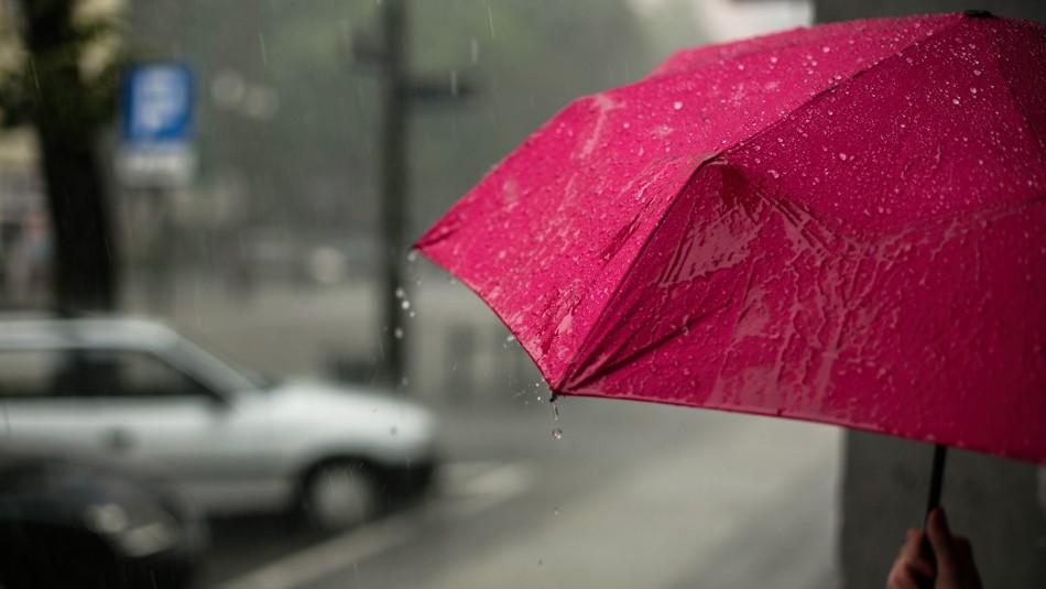 Precipitaciones y fuerte viento: Pronostican importante cambio en el clima para el sur del país