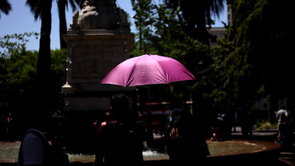 Vuelve el calor: Meteorología emitió aviso de altas temperaturas desde Coquimbo a Santiago