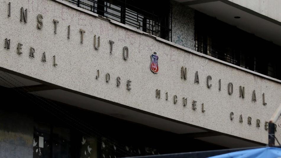 Santiago retoma las clases este lunes, pero Instituto Nacional e INBA cerrarán su año escolar