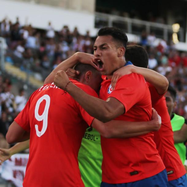 El calendario de partidos de la Selección Chilena Sub 23 para el Preolímpico de Colombia