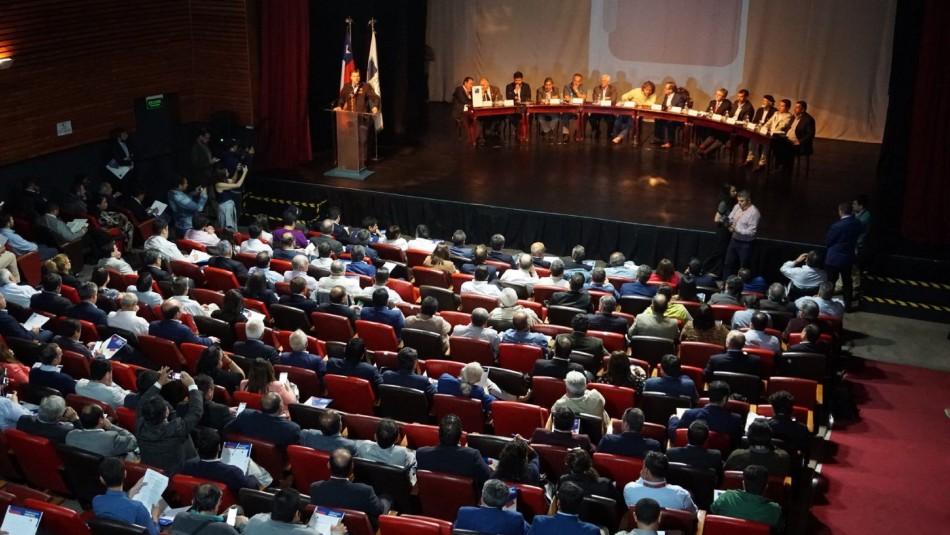 Municipalidades acuerdan organizar consulta ciudadana por una nueva Constitución