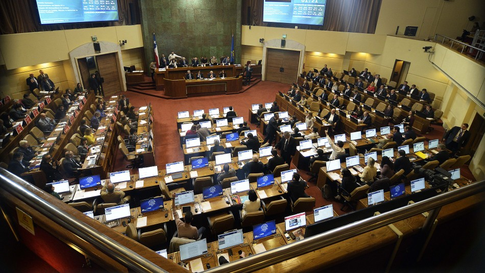 EN VIVO: Diputados votan proyecto de las 40 horas