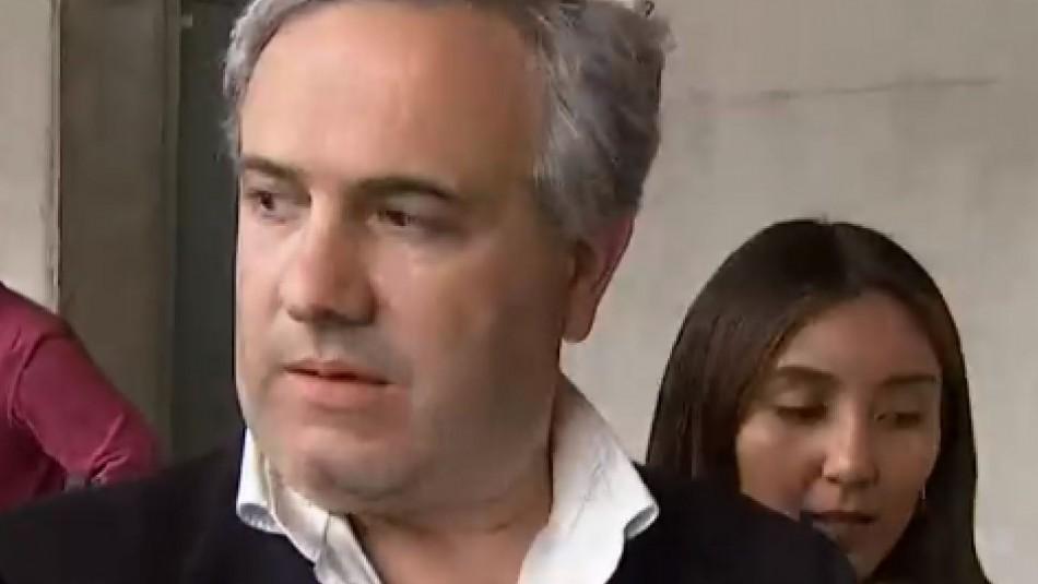 Abogado acusado de disparar balines en Las Condes: