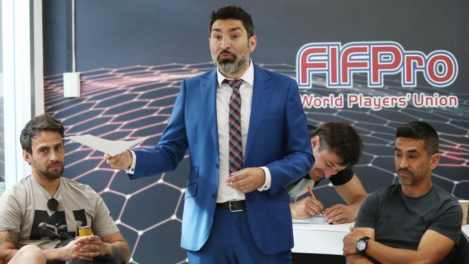 Sifup hace llamado a la ANFP si regresa el fútbol: