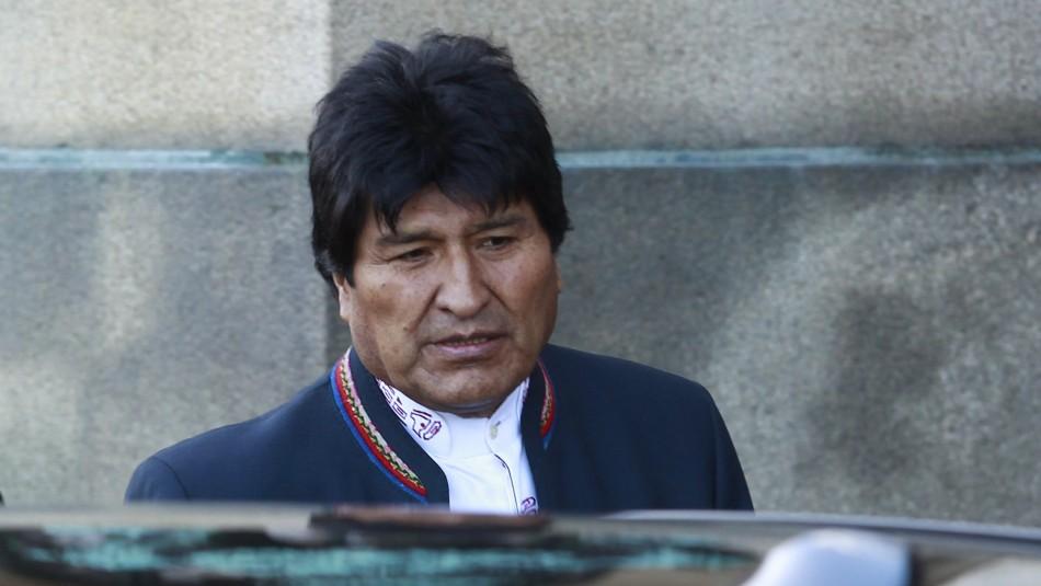 México otorga asilo a Evo Morales tras renunciar a la presidencia de Bolivia