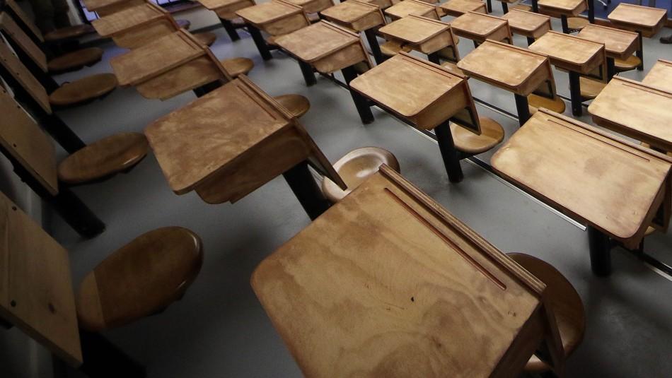 Revisa las comunas de Santiago que no tendrán clases este martes 12 de noviembre
