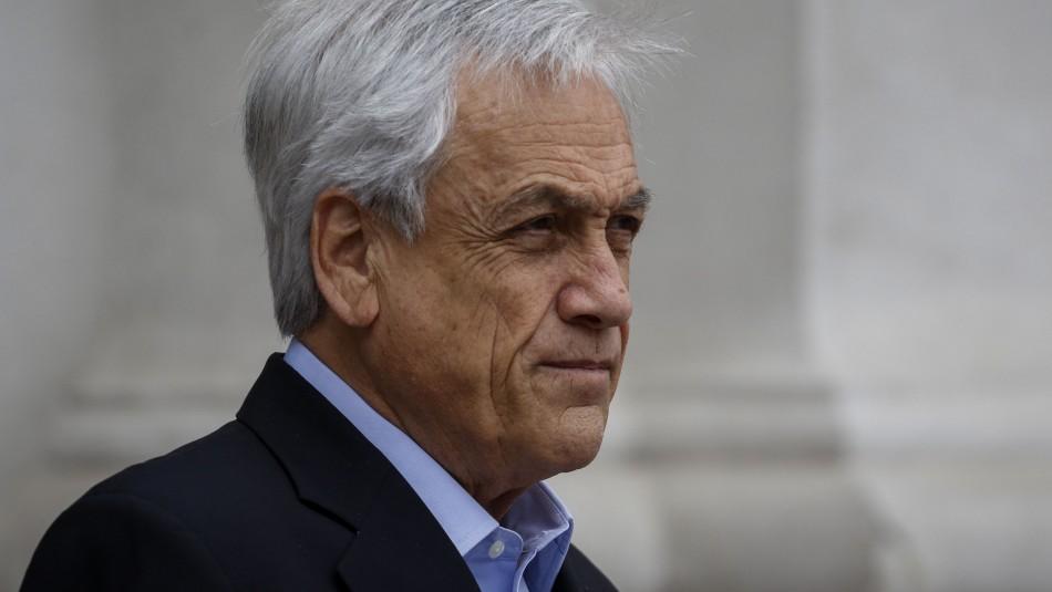 Cadem: Aprobación de Piñera sube al 15% y un 71% cree que marchas deben continuar