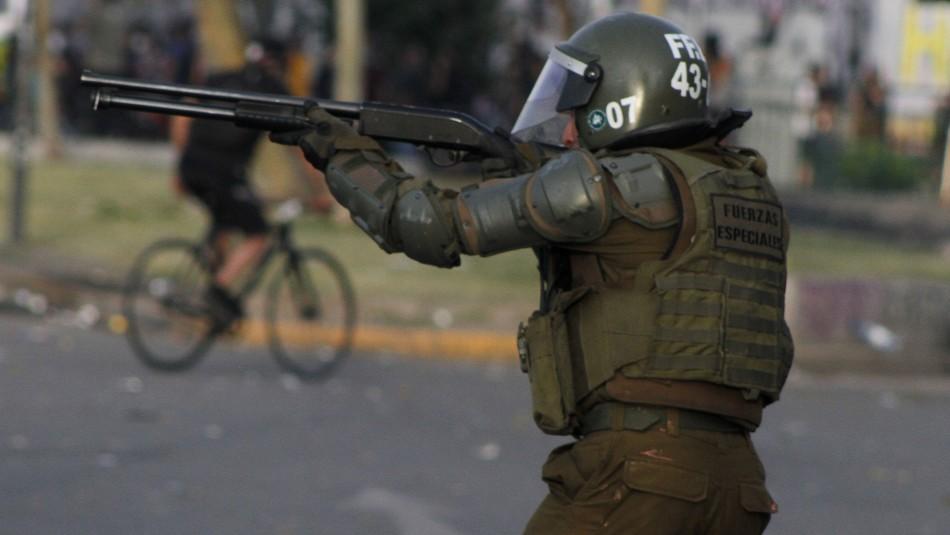 Corte de Apelaciones de Antofagasta prohibe uso de balines y armas letales contra manifestantes pacíficos