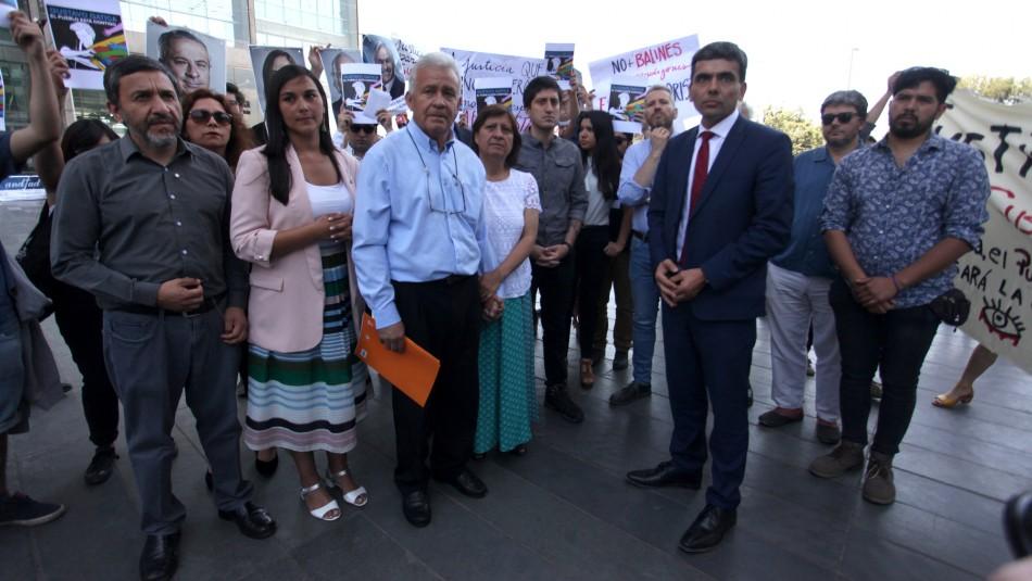 Caso Gustavo Gatica: Abogado Gajardo pidió citar al ministro del Interior