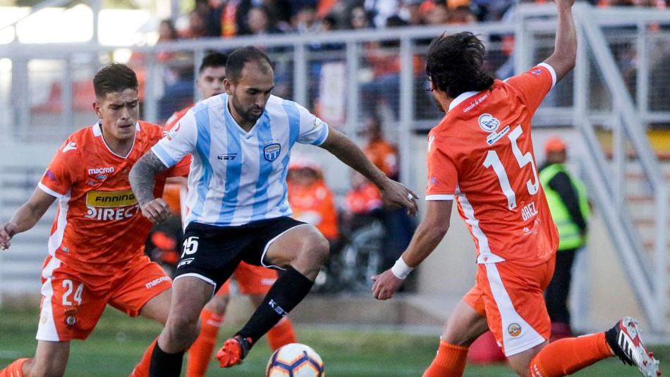 Suspenden partido de Magallanes contra Cobreloa por la Primera B que se jugaría sin público