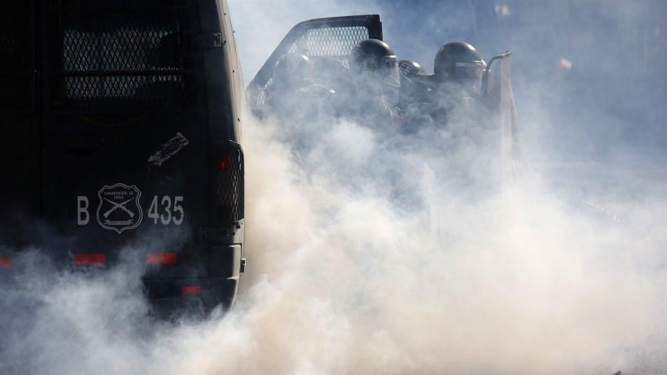 ¿Cuáles son los efectos que producen en nuestro organismo los gases lacrimógenos?