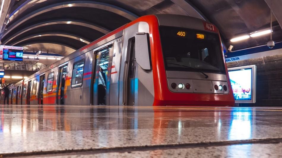 Horarios Metro
