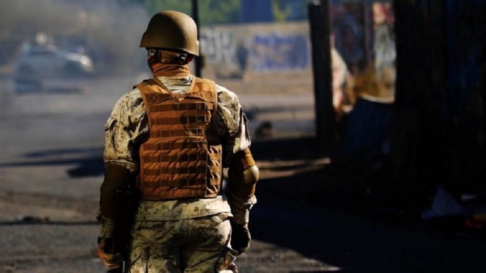 Dan de baja a soldado que se negó a participar del Estado de Emergencia