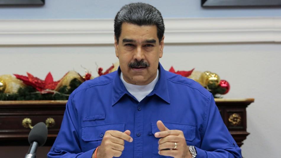 Maduro responde a Trump por advertencia tras renuncia de Evo: