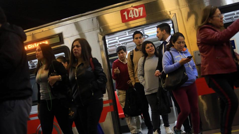 Metro de Santiago: Conoce cuáles son las estaciones cerradas temporalmente