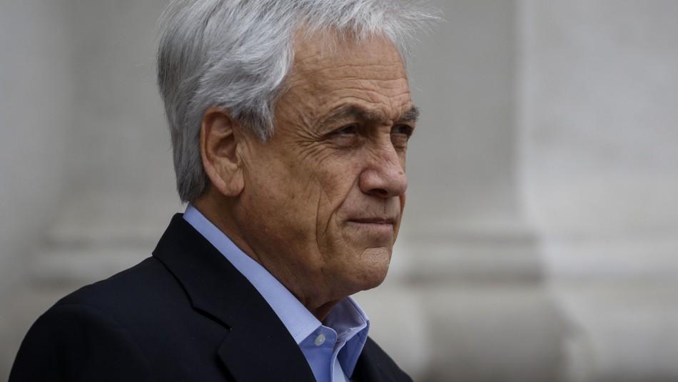 Piñera y Acuerdo Presupuestario 2020: