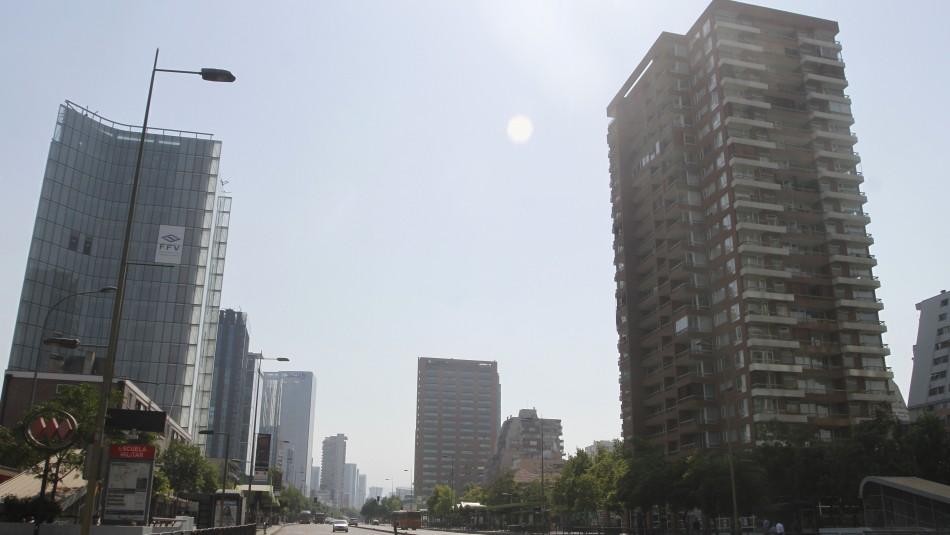 Santiago se mantiene soleado: Revisa el pronóstico del tiempo