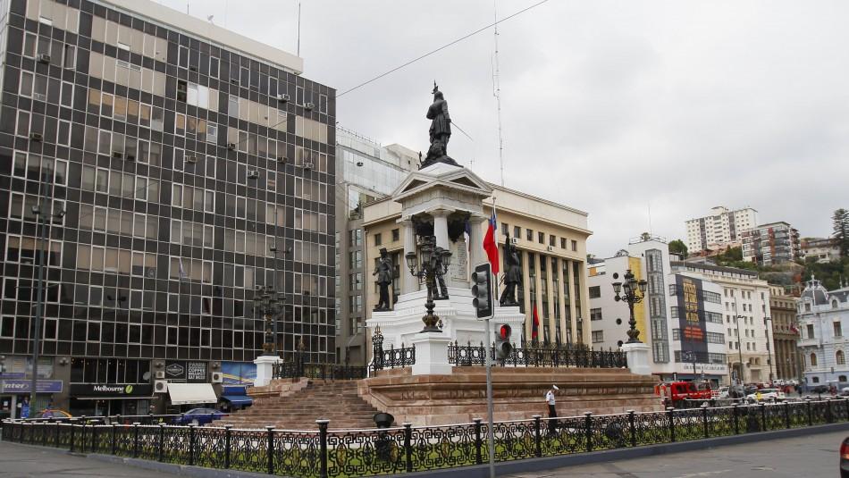 Valparaíso con nubes matinales y viento: Revisa el pronóstico del tiempo