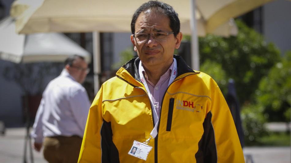 Director del INDH tras audio filtrado de General de Carabineros: